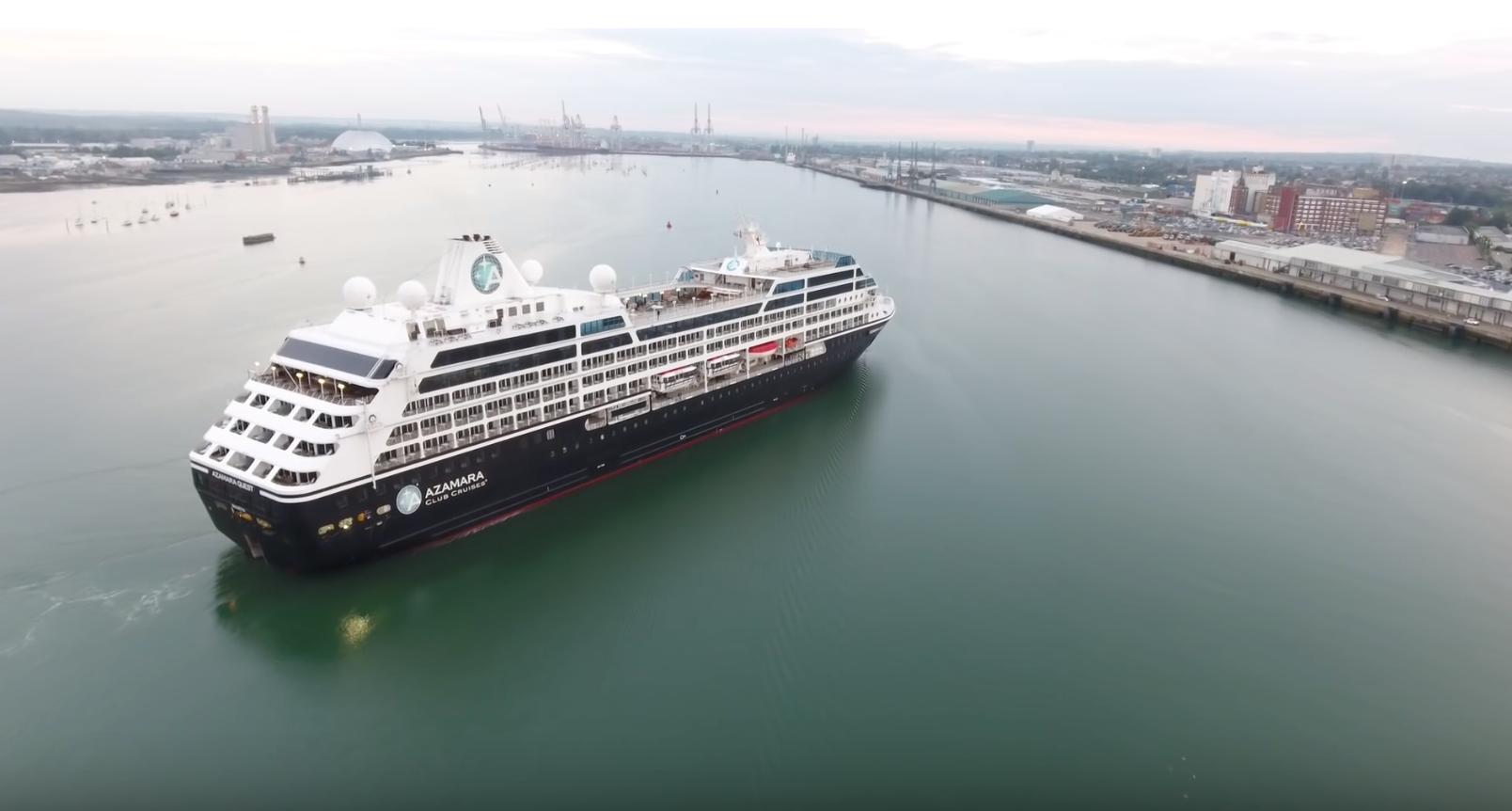 Azamara Crusie Ships -